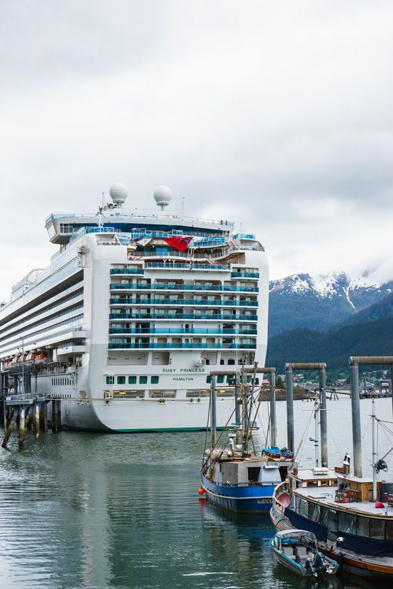 Alaska Inside Passage Cruise on the Ruby Princess Part 1 (from Lindsay at Love and Olive Oil)