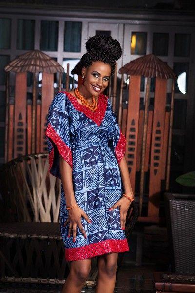 Nigerian Design Label Finafrik Presents My Ethnic