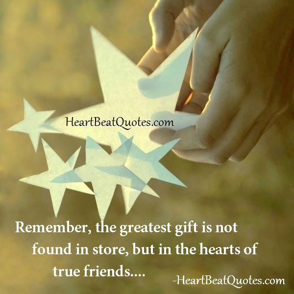 HeartBeat Quotes · Friendship Quotes