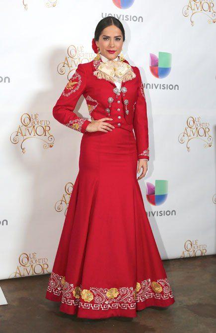 """Danna García: """"Ojalá pudiera vestirme de mariachi toda mivida"""""""