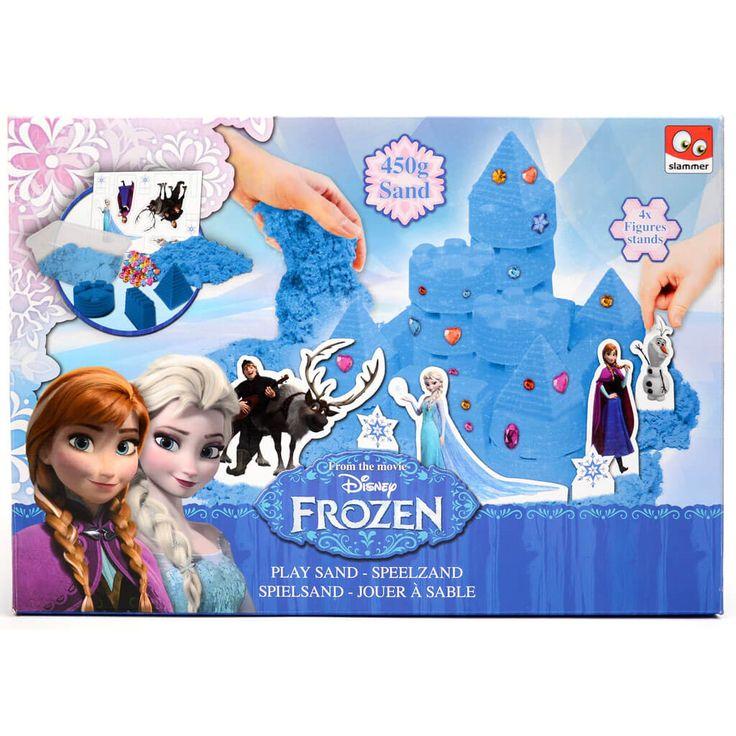 Disney Frost Lek-sand - Hiko.se