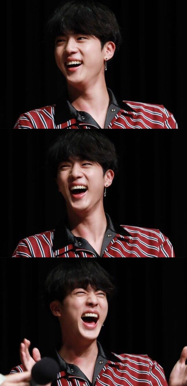 That laugh and that smile 乂❤‿❤乂