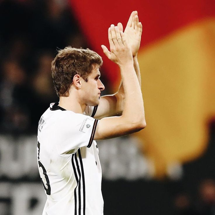 "220 Likes, 1 Comments - DFB-Team (@germany_nt) on Instagram: ""Thomas #Müller has been voted Man of the Match against the Czech Republic! 4 goals in 2 #WCQ games,…"""