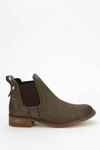 Steve Madden Gilte Ankle Boot