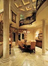 Best 25 indoor balcony ideas on pinterest large Luxury european house plans