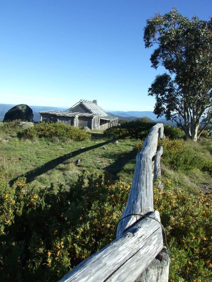 Craigs Hut Mt Stirling Victoria