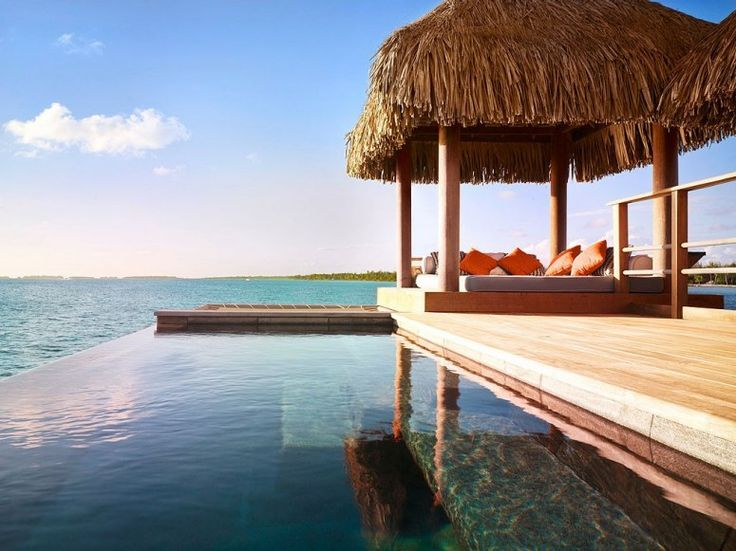 Four Seasons Resort, Bora Bora, French Polynesia - 17 Hotel Terraces with Unbelievable Views : Condé Nast Traveler
