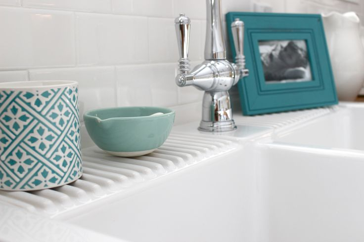 How To Clean Amp Remove Scratches From A White Farm Sink
