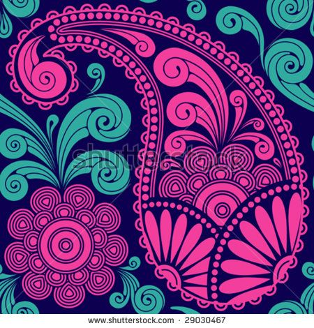 Paisley Pattern Stock Photos, Images, & Pictures   Shutterstock