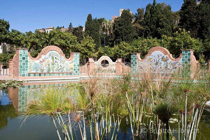 #Málaga #Garden of Pedro Luis Alonso