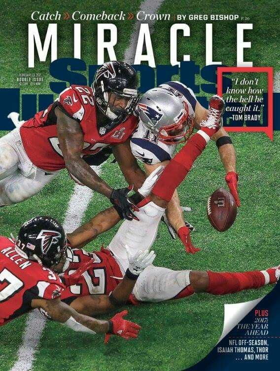 BEST CATCH EVER  SI cover  JULES and the catch !! 2/5/17