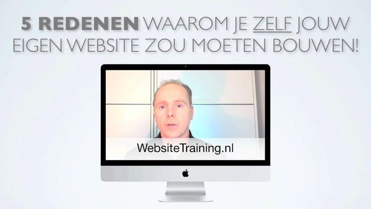 Waarom je zelf jouw eigen website zou moeten bouwen (met Wordpress!)