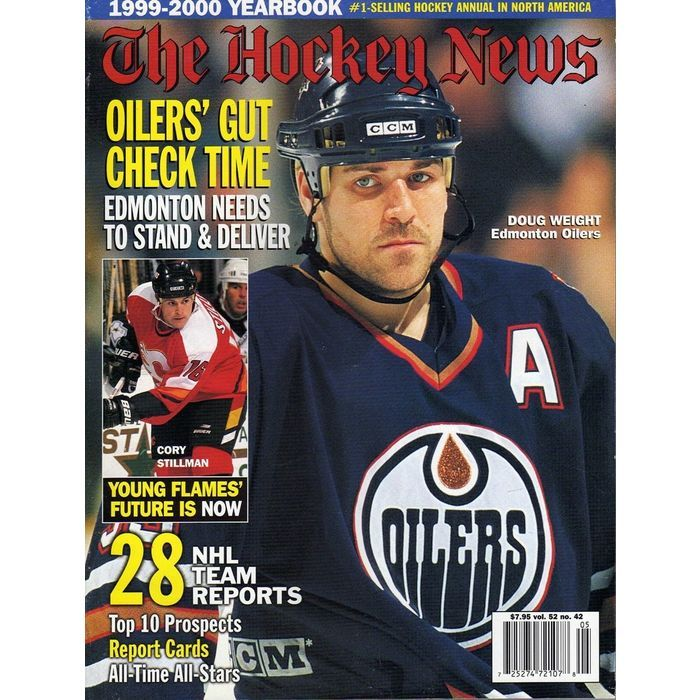 THE HOCKEY NEWS 1999-2000 YEARBOOK Weight Jagr Bure Peca Hossa, Team Canada 1987. Buy it on eBid Canada   165591431