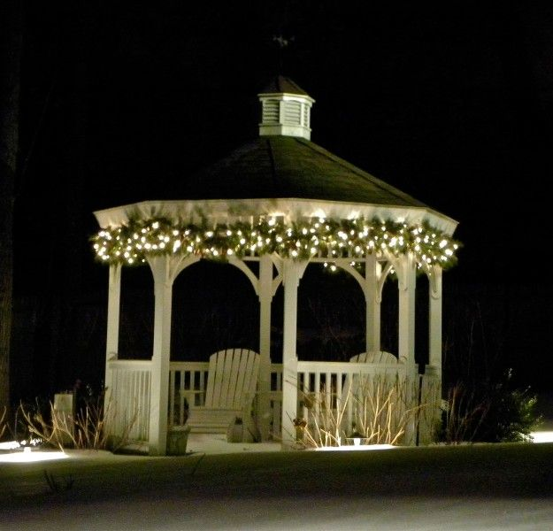 Best 25 Gazebo Lighting Ideas On Pinterest Porch String