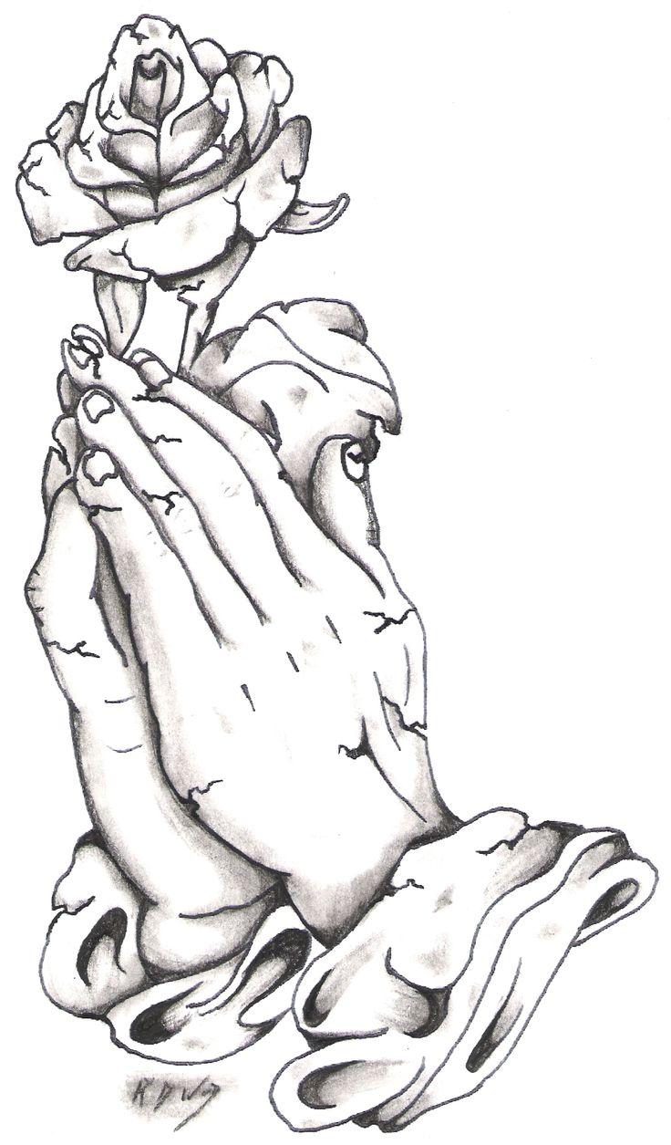 Best 25+ Praying Hands Drawing Ideas On Pinterest | Drawings Of Hands Holding Holding Hands ...