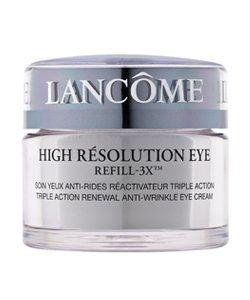 Lancome Eye Cream The High Résolution Eye Refill 3X™ #anti-aging #hyaluronic_acid #Eye_cream