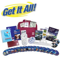 Private Pilot Get It All Kit - DVD for Windows - Includes Knowledge Exam Prep & Checkride Prep (Oral & Flight) - Plus 13 additional flight skills courses & pilot gear - Guarantee you pass the FAA Knowledge Test and Checkride plus you'll save money on your overall flight training by being better prepared when you step into the cockpit.