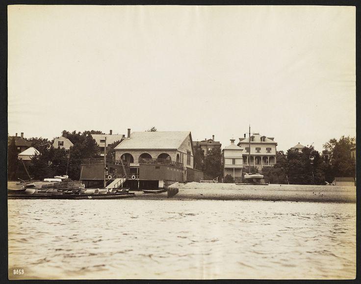 Savin Hill Yacht Club House