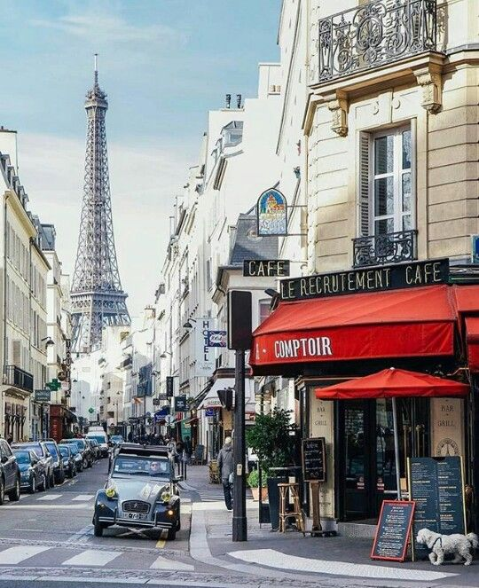 Rue Saint-Dominique