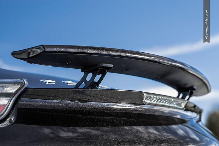 Porsche Boxster S (981) rear wing looking smooth. #porsche #boxster #wing