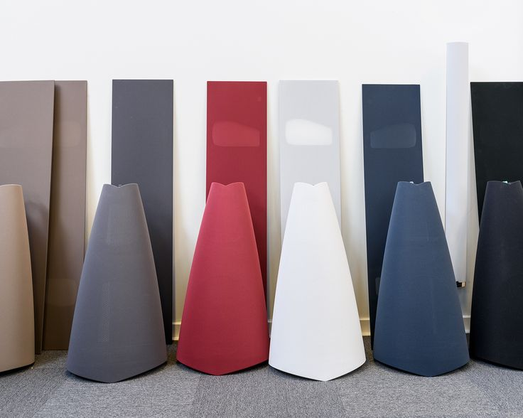 Different color variations of the BeoLab 20!