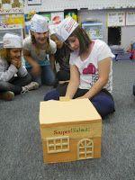 Mrs. T's First Grade Class: First Grade Communities Project