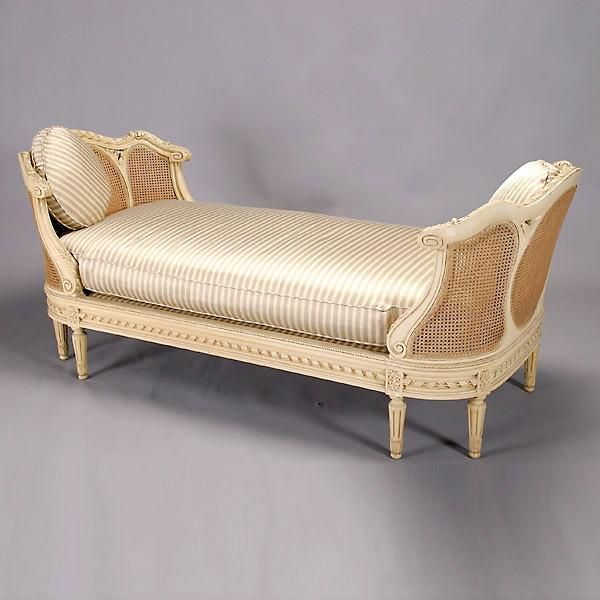 Louis XV style giltwood carved salon suite : Lot 6435