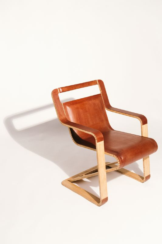 Zev Bianchi of  Bcompact Design  in Sydney, Australia has created a very interesting chair prototype in response to a personal design challenge. Using a single, flat sheet of bamboo ply board, a CNC ...