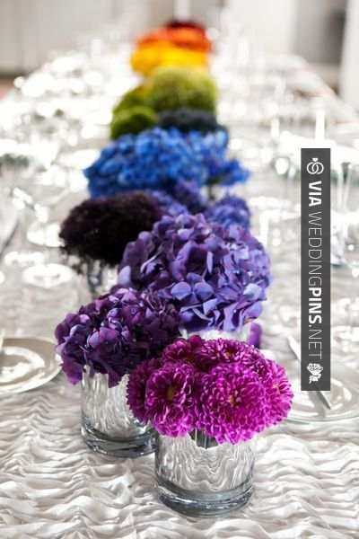 Neat! -  | CHECK OUT THESE OTHER TO DIE FOR SHOTS OF TASTY Wedding Motif 2016 HERE AT WEDDINGPINS.NET | #weddingmotif2016 #weddingmotifs #motifs #weddingthemes #themes #weddings #boda #weddingphotos #weddingpictures #weddingphotography #brides #grooms