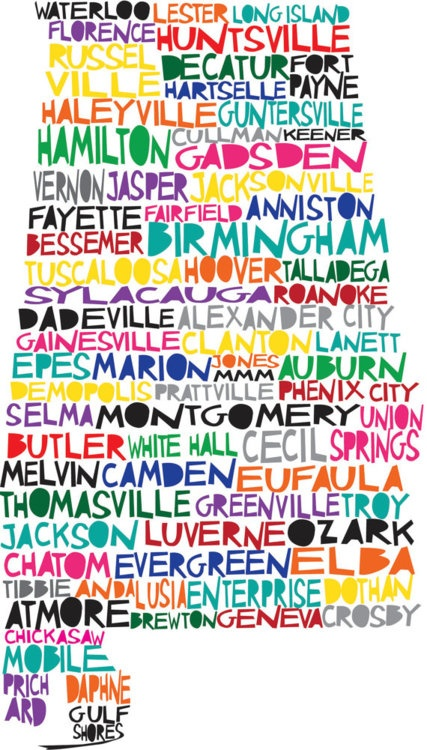 I really like this, but apparently Bibb County wasn't important enough.