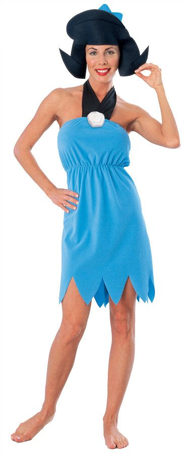 women's costume: flintstone betty rubble | osfm