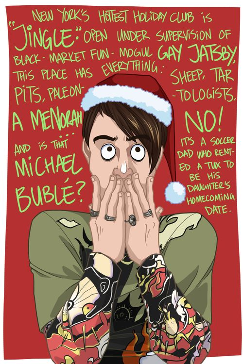 Stefon! from SNL