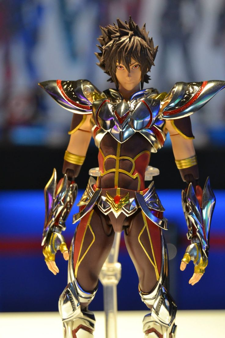 Saint Seiya Legend of Sanctuary - Cloth Myth de Seiya de Pegasus