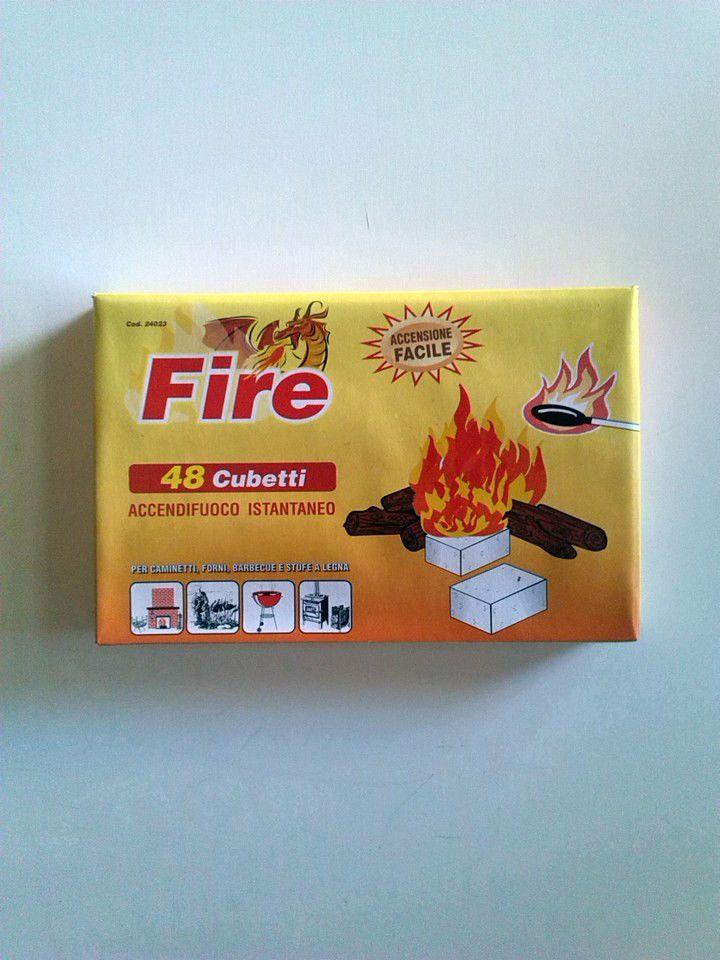 Accendifuoco in confezione da 48 cubetti per caminetti forni barbecue stufe e stufe a legna #ecommerce #homebusiness #negozi #negozio #shopping #casalinghi #cucina #cucine #cucinare #accendifuochi #accendifuoco #cubetti #cubetto #grigliata #grigliate #barbecue #camini #camino #caminetti #caminetto #forno #forni #stufa #stufe #entrataliberashopping