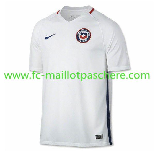 nouveau maillot de foot euro chili 2016 2017 exterieur vente en ligne
