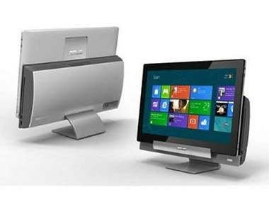 Asus Transformer Windows 8 and Android all in one pc.