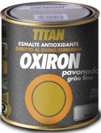 Αντισκωριακό Χρώμα Μετάλλων Oxiron Pavonado