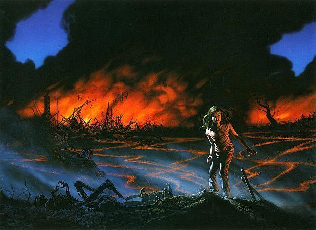 Firestarter----Universal and the Dino De Laurentiis Co. will produce a new adaptation of Firestarter.