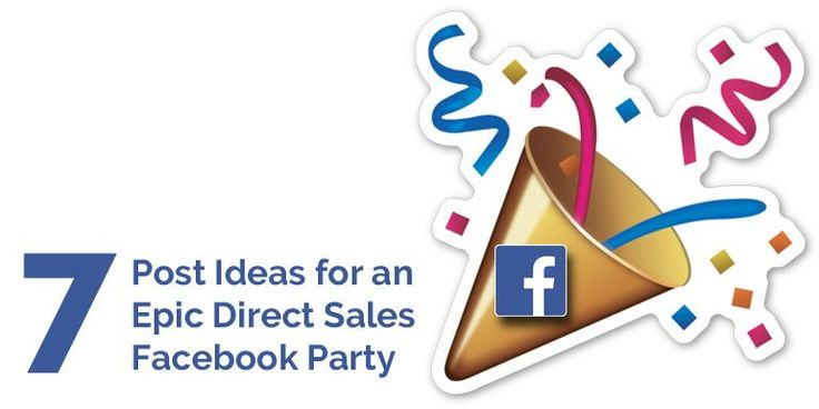 Stop the presses! And the posts!! I've been working on a new Facebook party strategy for direct sellers, and — break out the bubbly — it's working! The idea was inspired by a decline in…