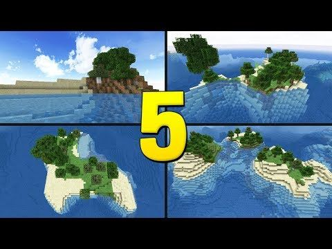TOP 5 SURVIVAL ISLAND SEEDS FOR MINECRAFT 1.12! (Best Seeds for Minecraft PC, Java Edition) - http://freetoplaymmorpgs.com/minecraft/top-5-survival-island-seeds-for-minecraft-1-12-best-seeds-for-minecraft-pc-java-edition