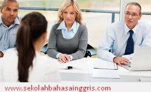 Contoh Dialog atau Percakapan Bahasa Inggris Saat Wawancara Kerja Terbaik - http://www.sekolahbahasainggris.com/contoh-dialog-atau-percakapan-bahasa-inggris-saat-wawancara-kerja-terbaik/