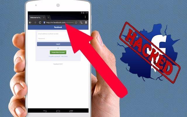 إختراق أي حساب على الفيسبوك أصبح أمرا سهلا جدا فقط عبر هذا الرابط الجديد Hack Facebook Facebook Android Facebook