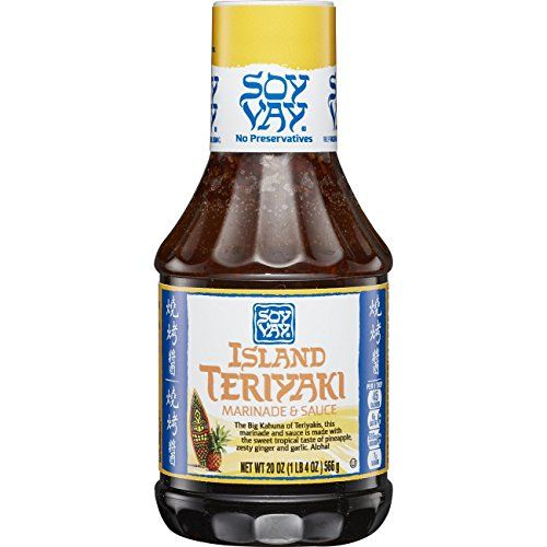 Soy Vay Marinade  Sauce Island Teriyaki 20 Ounces *** Read more reviews of the product by visiting the link on the image.Note:It is affiliate link to Amazon.