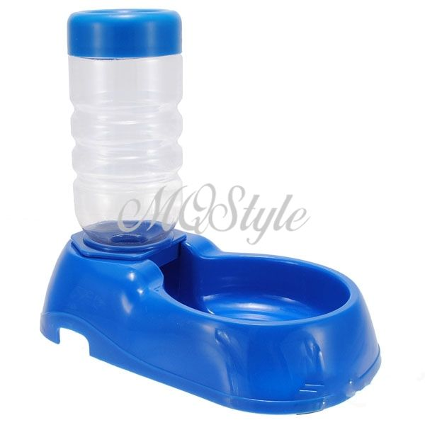 2017 Comedero Perro Automatic Pet Feeder Comedouro Para Cachorro Pet Drinking Bottle Automatic Water Feeder For Cats Dogs K4202