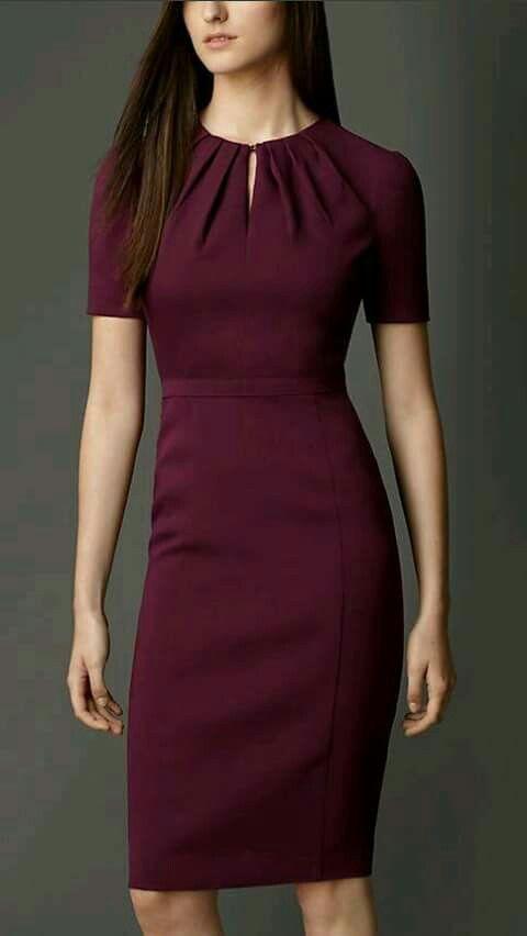 Vestido ocre