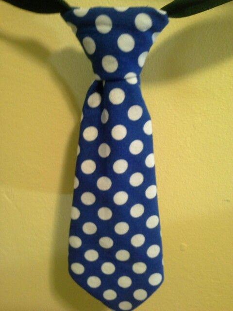 My first tie! Fits 0-12 months.