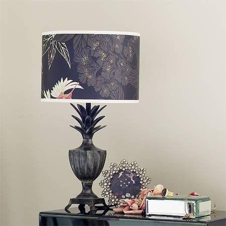Carmen Pineapple Lamp Base | Table Lamps | Graham