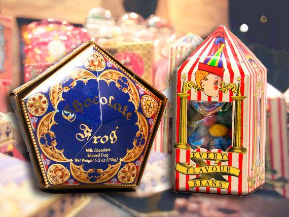 OORSPRONKELIJKE versie van Harry potter. Bertie Botts door SarinsES