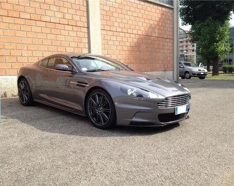 Interexportcar.com -Aston Martin DBS Coupé
