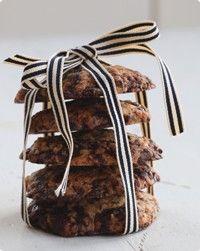 Sunnere havre- og sjokoladecookies: Enkle å lage, vanskelige å motstå..